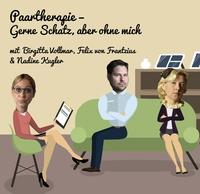 """Premiere: Theater-Komödie """"Paartherapie - Gerne Schatz, aber ohne mich"""""""