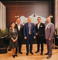Hellmann und UTLC ERA bauen Zusammenarbeit auf Seidenstraße aus