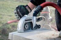 Metabo: Diamanttrennen leicht gemacht - Das neue Trennsystem von Metabo