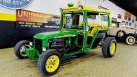Dieser John Deere Hot Rod Traktor ist absolut einzigartig