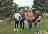 WDR-Fernsehen bei den 'Ballermanns' auf Gut Aiderbichl