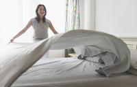 Erholsamer Schlaf bei Sommerhitze - Tipp der Woche der DKV