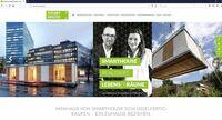 Containerhaus-Spezialist SmartHouse überzeugt mit neuem Internetauftritt