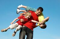 showimage Bewegung entspannt den Familienalltag