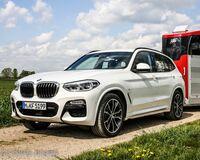 Pferdeanhänger-Zugfahrzeugtest BMW X3 xdrive 30d M Sport: - SUV-Spaß mit Limousinen-Luxus