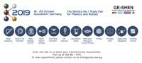 Ge-Shen - Auftragsfertiger & Lösungsanbieter auf K 2019