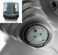 Neuartiger Whirlpool-Filter für fast alle Marken