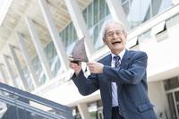 Asahi Kasei Honorary Fellow Dr. Akira Yoshino erhält den Europäischen Erfinderpreis 2019