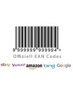 EAN Codes Barcodes Strichcodes - Verkauf ohne Gebühren
