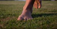 Achtung Fusspilz! Sommerzeit ist Fußpilzzeit.