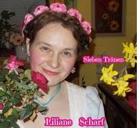 7 Tränen, die neue Single zum Comeback von Liliane Scharf