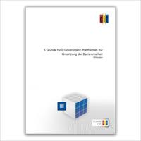 Zentrale E-Government-Plattformen erleichtern Umsetzung der Barrierefreiheit