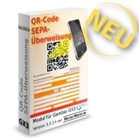 QR-Code für Überweisungen als Erweiterung zu Gambio GX3