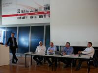 Sechster Industrietag des ITGA NRW bei Wolf in Mainburg