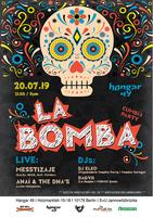 "La Bomba Cumbia w. Messtizaje, Anaí & the DNA""s, DJ Eleo & DAGVII"