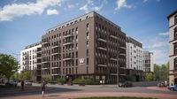 Baubeginn W-Double U Frankfurt