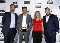 Mit High-Tech-Borste & Klicksystem zu TOP 100