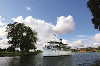Auf dem Göta-Kanal durch Südschweden: Nostalgische Schiffsreisen im Sommer 2020 buchbar