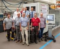 Marktneuheit: MAXIMATOR GmbH entwickelt 8.000 bar Impulsprüfstand