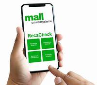 Abscheider bequem warten - mit der neuen Mall-App