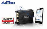 DSP Amp for Professional Sound: AXTON A540DSP in Test