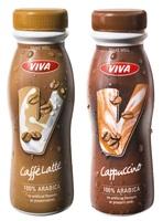 OMV führt VIVA Eiskaffee ein