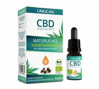 """showimage Limucan bringt mit """"CBD Naturell 5 Bio"""" neues Bio-Produkt auf den Markt"""