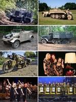Veranstaltungshinweis - 17. bis 18. August 2019: Wheels & Tracks - Living Legends