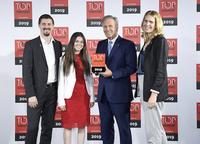 parameta Projektmanagement GmbH erneut als Top Consultant ausgezeichnet