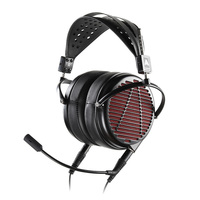 Audeze LCD-GX: High-End-Gaming-Kopfhörer mit Planartreibern und abnehmbarem Mikrofon