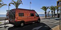 Unterwegs mit dem Clever Van