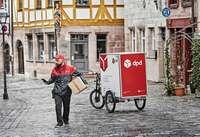 showimage Nürnberger Pilotprojekt für nachhaltige Stadtlogistik gewinnt an Fahrt