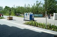 Realexperiment für autonome Paketzustellung in Heilbronn