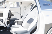 More than just lightweight - Plastics and foams contribute to the future in-car living space