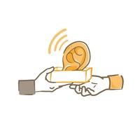 Gehör schenken als Zeichen der Wertschätzung