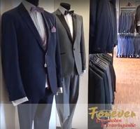 Die neue Herrenabteilung bei Forever Brautmoden - Glanzvolle Outfits für den Bräutigam