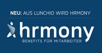 Juli 2019: Aus Lunchio wird Hrmony - Digitale Essensmarken gemacht für jede HR-Abteilung