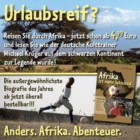 """""""Afrika ist mein Schicksal"""" - Sensationsgeschichte ab jetzt überall verfügbar!"""