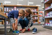 Tipps für den Kauf von Kinderschuhen - Verbraucherinformation der DKV