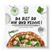 Gustavo Gusto:  Vegetarische Tiefkühlpizza neu im Angebot
