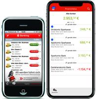 Happy Birthday: Zehn Jahre Sparkassen-App