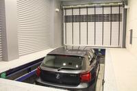 71 Parkplätze auf nur 216 m2 Grundfläche