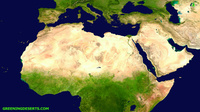 Greening Deserts Trillion Trees Initiative