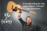 Tramper AiO wirbt mit Crowdfunding für drittes Album