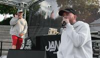 Rapper Janco begeistert Besucher der Panorama Berlin!