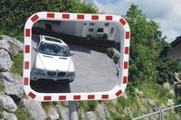 Mit patentierten Verkehrsspiegeln aus Tirol auf Europas Märkte - Spiegel Lux