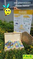 FAIE und Hektar Nektar - Gemeinsam für Bienen & Landwirtschaft
