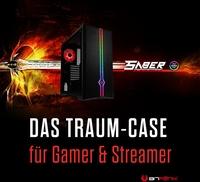 NEU bei Caseking - BitFenix Saber: Ein Traum-Gehäuse für Gamer und Streamer