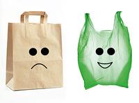 Umweltfreundlichkeit von Papiertüten