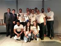showimage Auszeichnung für Tiefkühlpizzaunternehmen Franco Fresco